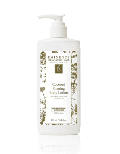 coconut firming lotion